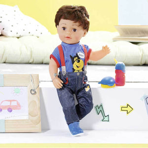 Baby Born Interactive Doll - Brother