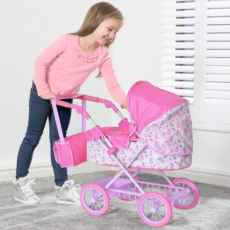 Buy Baby Born Doll Roamer Pram Online At Toy Universe