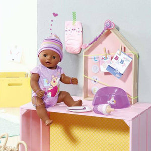 Baby Born Interactive Ethnic Doll