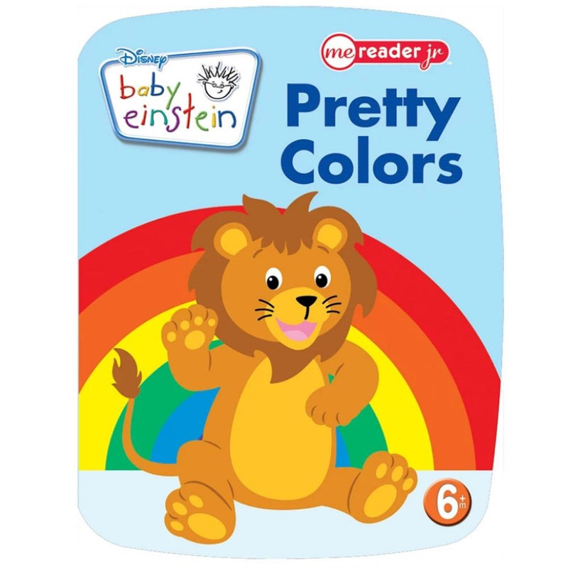 Baby Einstein Me Reader Jr Electronic Reader and 8-Book ...