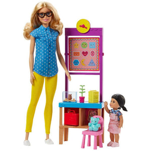 Barbie Careers Teacher Doll Playset - Blonde