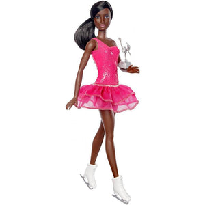 Barbie I Can Be Careers Ice Skater Doll