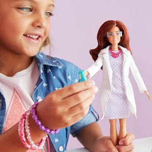 Barbie I Can Be Careers Scientist Doll