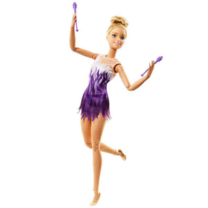 Barbie Made to Move Rythmic Gymnast Doll