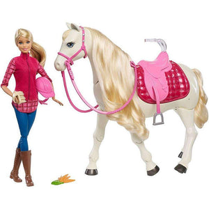 Barbie Dream Horse with Barbie