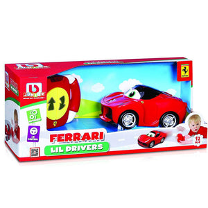 Bburago Junior Ferrari Lil Drivers 488GTB RC Car