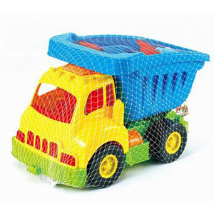 Beach Dump Truck with 20 Beach Accessories