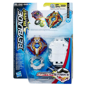 Beyblade Burst Evolution Switchstrike Starter Pack Xcalius X3