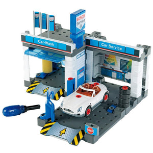 Bosch Toy Service Car Repair Station and Carwash
