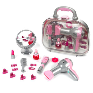 Braun Beauty Case with Toy Hairdryer Set
