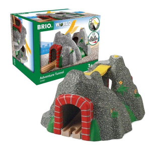 Brio Adventure Tunnel for Brio Trains