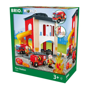 Brio Destination Fire Station