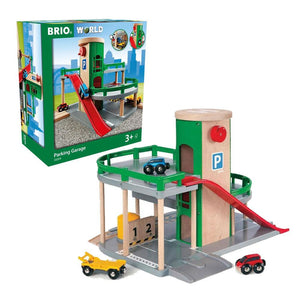 Brio Destination Parking Garage