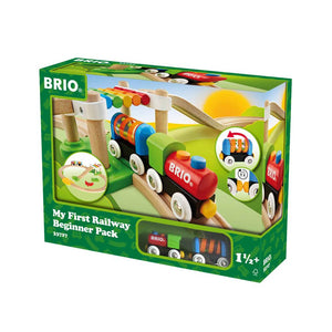 Brio Early Learning My First Railway Beginner Pack