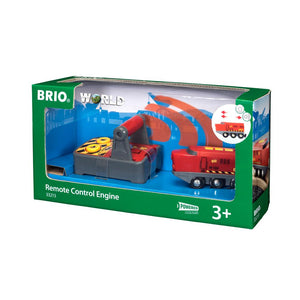 Brio Remote Control Engine