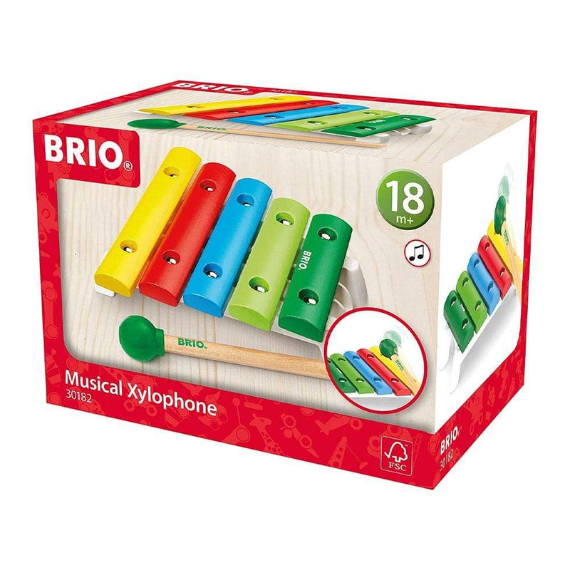 Brio Brio Toddler Musical Xylophone - Buy Online