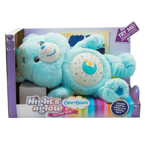 Care Bears NightsAGlow Bedtime Bear
