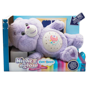 Care Bears NightsAGlow Sweet Dreams Bear