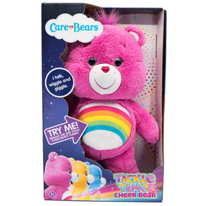 Care Bears Hug and Tickle Time Cheer Bear