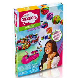 Crayola Creations Marble It Jewellery Kit