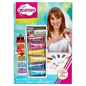 Crayola Creations Mix Your Own Lip Gloss
