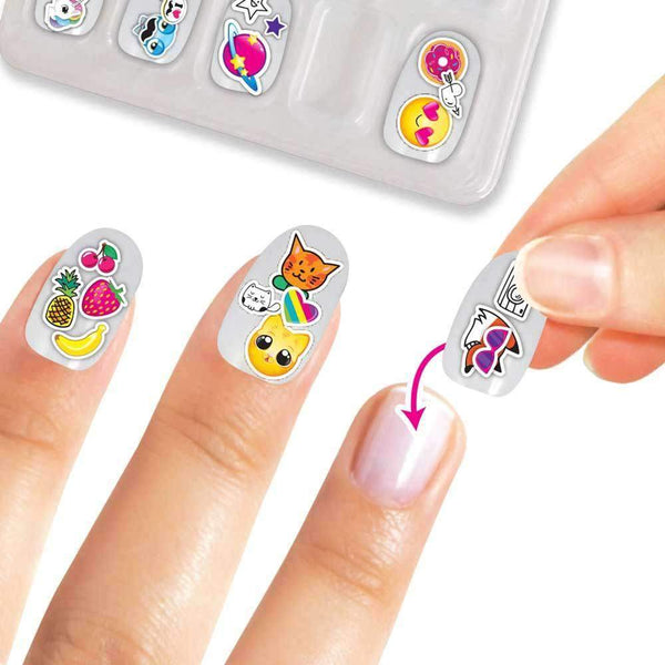 Buy crayola creations sticker doodle nail art kit online at toy buy crayola creations sticker doodle nail art kit at toy universe prinsesfo Images