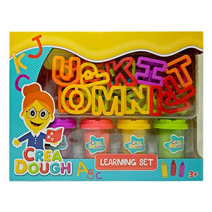 Crea Dough Learning Set