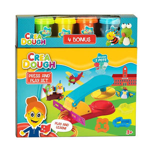 Crea Dough Press and Play Set