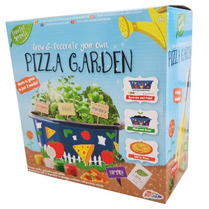 Creative Sprouts Grow and Paint Your Own Pizza Garden