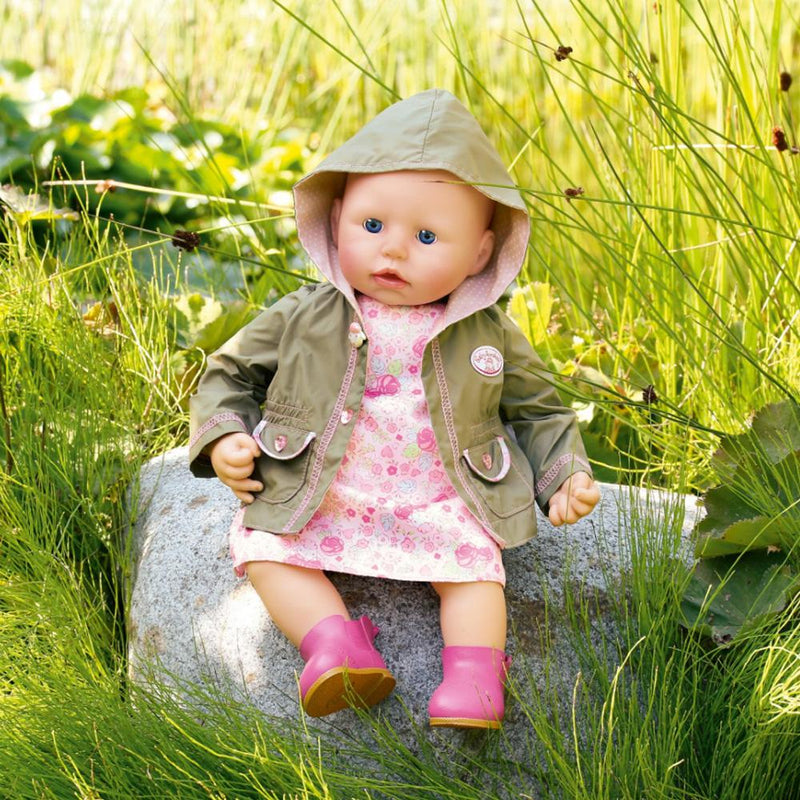 Baby Annabell Doll Deluxe Let's Go Out Fashion at Toy Universe