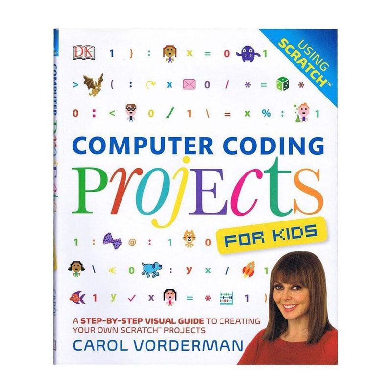 Books DK Computer Coding Projects For Kids - Buy Online