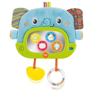 Day N Night Elephant Pal Soother with Music and Lights