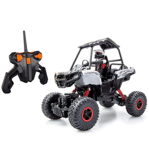 Dickie Toys RC 2.4Ghz Polaris Rock Crawler Truck