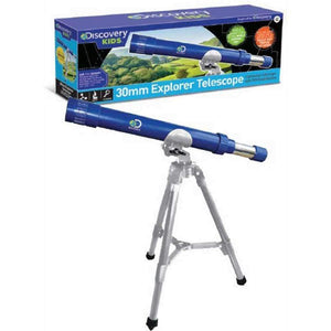 Discovery Kids 30mm Telescope