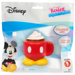 Disney Kawaii Squeezies Series 1 - Mickey Cocoa