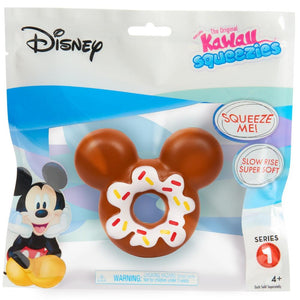 Disney Kawaii Squeezies Series 1 - Mickey Donut