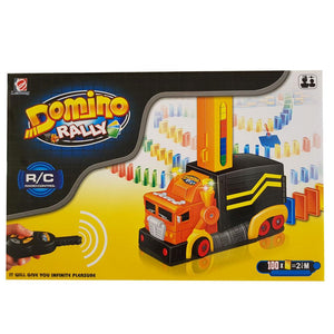 Domino Rally RC Car