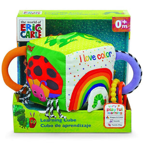 Eric Carle The Very Hungry Caterpillar Learning Discovery Cube