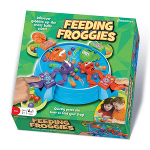 Feeding Froggies Game