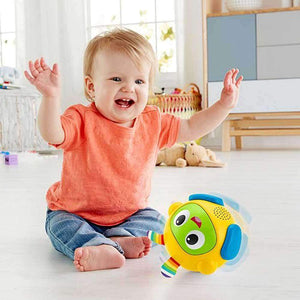 Fisher Price Beats Sping and Crawl Tumble Ball Beatbo