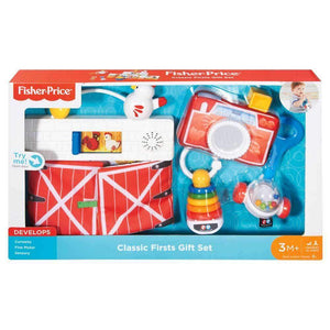 Fisher Price Classic Firsts Gift Set
