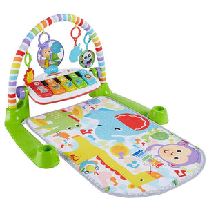 Fisher Price Deluxe Kick 'n' Play Activity Gym Bright Colours