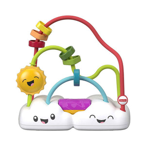 Fisher Price Dream Chasing Rainbows Bead Maze