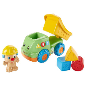 Fisher Price First Words Fill & Dump Truck