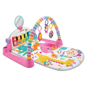 Fisher Price Kick 'n' Play Activity Gym Pink Colours