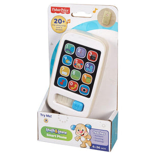 Fisher-Price Laugh & Learn Smart Phone in Gold