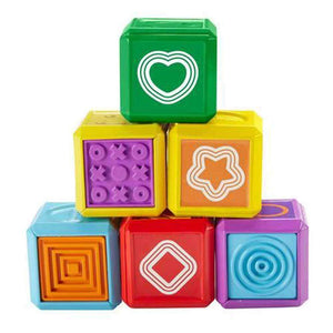 Fisher-Price Laugh and Learn First Words Shape Blocks