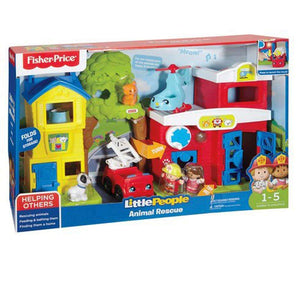 Fisher Price Little People Animal Rescue Playset