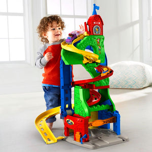Fisher Price Little People Sit 'n Stand Skyway Playset
