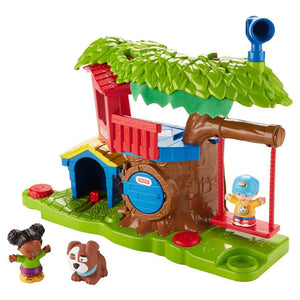 Fisher Price Little People Swing & Share Treehouse